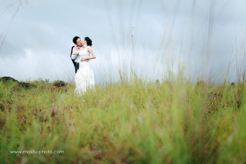 engagement photography at kintamani