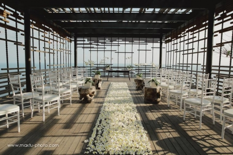 Wedding in Alila Uluwatu Bali - 1