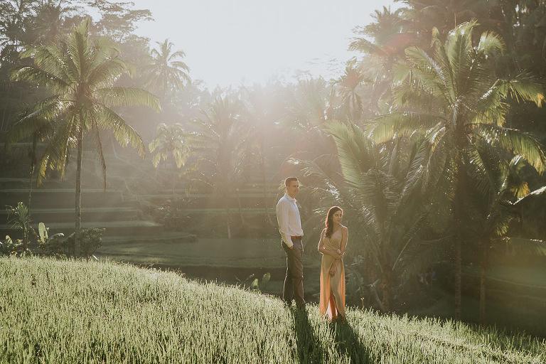 Bali wedding photography and prewedding photographer at villa beji indah | Jeremiah and Cynthia | Photo by Gustu